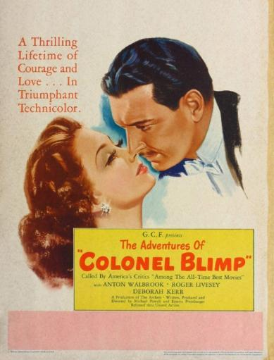The Life and Death of Colonel Blimp Movie Poster (11 x 17) ZUGVCHSGJLR86ML1