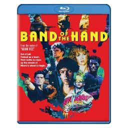 Band of the hand (blu-ray) BRMV63267