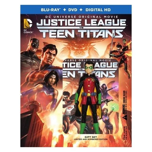 Justice league vs teen titans (blu-ray/2 disc/deluxe edition) RHEPNXZV3G8C4TG3