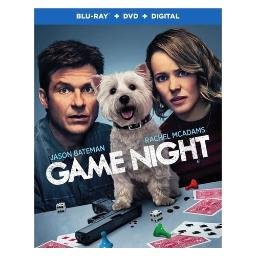 Game night (2018/blu-ray/dvd/digital hd/2 disc) BRN700091