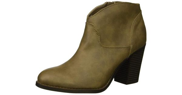 a27f103d010b Xoxo XOXO Women s Cammie Ankle Boot