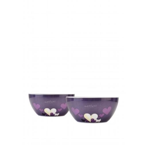 BergHOFF 3800010 Lover By Lover Cereal Bowl Purple 2x