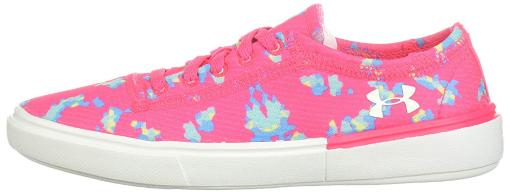 55fbb4c50186 UNDER ARMOUR Kids Under Armour Girls Kickit 2 Low Top Lace Up ...