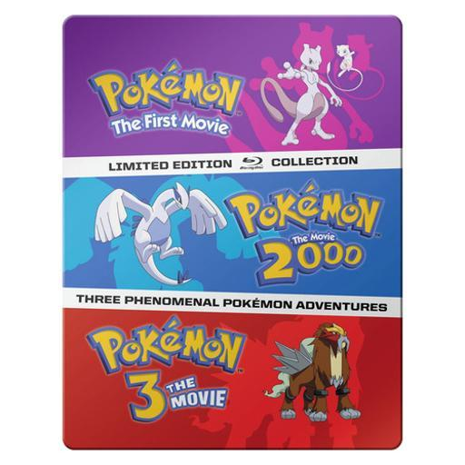Pokemon movies 1-3 collection (blu-ray/3pk) CGFOIXD3ZBGXFJKW