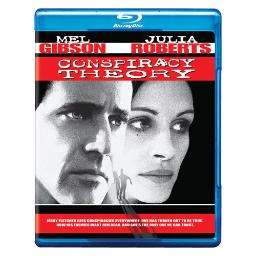 Conspiracy theory (blu-ray) BR437629