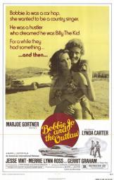 Bobbie Jo and the Outlaw Movie Poster (11 x 17) MOV255898