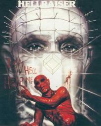 Hellbound Hellraiser II Movie Poster (11 x 17) MOVCB57311