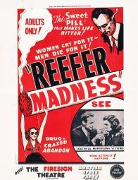 Reefer Madness Us Poster Art Inset L-R: Kenneth Craig Dorothy Short 1936. Movie Poster Masterprint EVCM4DREMAEC003H