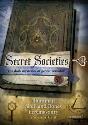 Secret societies (dvd) (2discs)                               nla