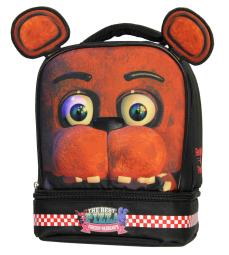 fnaf-lunch-box-soft-kit-dual-compartment-insulated-cooler-five-nights-at-freddy-fazbear-with-ears-efo2hasqqjvkm24x