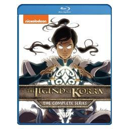Legend of korra-complete series (blu ray) (8discs) BR59181998