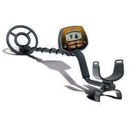 Bounty hunter(r) prolone lone star(r) pro metal detector