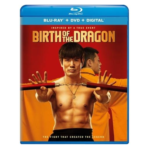 Birth of the dragon (blu ray/dvd w/digital) (2discs) GEYAJO1BSYFQMZB8
