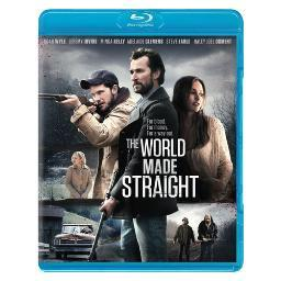 World made straight (blu ray)                                 nla BRME15906