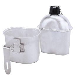 G.I. Style Aluminum Canteen Cup 513