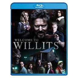 Welcome to willits (blu ray) (ws/1.78:1) BRSF18337