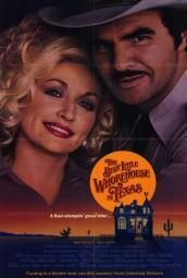 The Best Little Whorehouse in Texas Movie Poster Print (27 x 40) MOVEH3251
