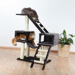 TRIXIE Pet Products 43947 Malaga Cat Playground, Gray