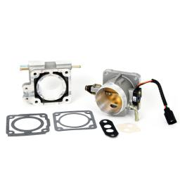 BBK 1600 75mm Throttle Body And EGR Spacer Plate Kit - High Flow Power Plus Series for Ford Mustang 5.0L