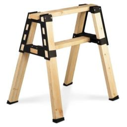 2x4basics 90196 Custom Pro Brackets Sawhorse - 2 Pack