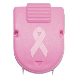 AVT75349 - Breast Cancer Awareness Wall Clips for Fabric Panels