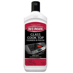 Weiman Glass Cook Top HD Cleaner & Polish, 15 oz by Weiman