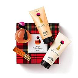 Avon Far Away Boxed Perfume 4 pcs Gift Set sold by The Glam Shop