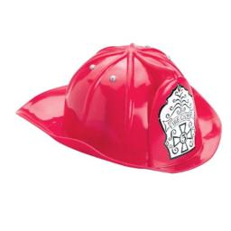 DollarItemDirect Toy Firefighter Helmets, Sold by 12 Pieces