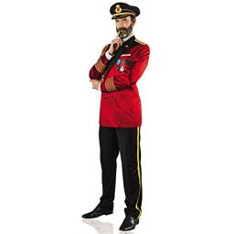 Captain Obvious Adult Costume - X-Large
