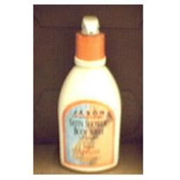 Jason Natural Products Apricot Satin Shower Body Wash, 30 Ounce - 3 per case.