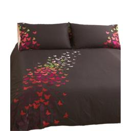 Aura JET223 Flight Duvet Set, King