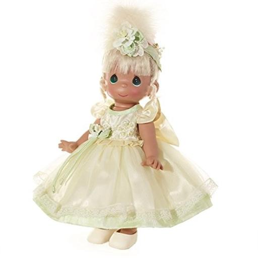 Precious Moments Dolls by The Doll Maker, Linda Rick, Ray of Sunshine, 12 inch Doll This doll is ray of sunshine for anybody who comes her way.*All vinyl doll created with the finest materials.*Once upon a time there was a doll made just for you. Designed by Linda Rick, The Doll Maker*Officially licensed Precious Moments Doll