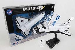 Daron Space Adventure Space Shuttle Playset