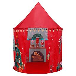 Gorich Christmas Kids Play Tent, Pop Up Kids Tent Children Tent Toddler Tents For Indoor & Outdoors Use, Great