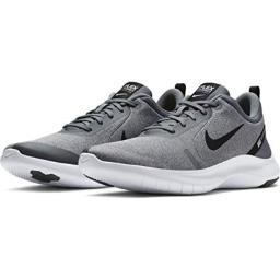 Nike Men's Flex Experience Run 8 Shoe, Cool Grey/Black-Reflective Silver-White, 10 Regular US