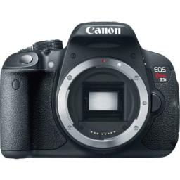Canon EOS Rebel T5i Digital SLR Camera (Body Only) International Version (No Warranty)