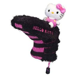 Hello Kitty Golf Mix and Match Putter Headcover (Black/Pink)