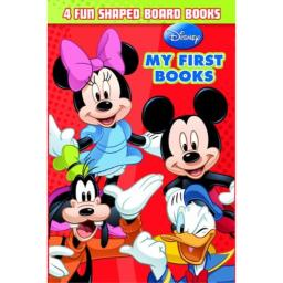 Disney My First Board Books Box Set