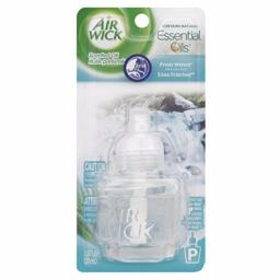 Air Wick Scented Oil Twin Refill Relaxation Fresh Waters Scent
