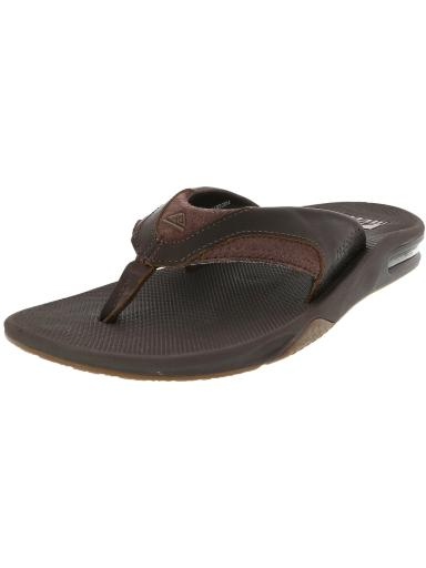 139662803cbed REEF Reef Men's Fanning Low Top Bottle Opener Sole Rubber Sandal - 10M -  Brown Reef | massgenie.com