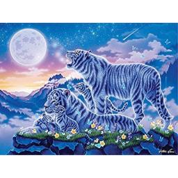 Ceaco Aqua Shimmer Family Time Puzzle (750 Piece)
