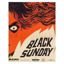 Black sunday (blu-ray/aip version/1960) BRK1570