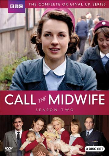Call the midwife-season 2 (dvd/3 disc/ws-16x9) DXU6X76PA1QZLAOV