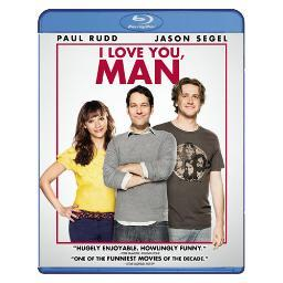 I love you man (blu ray) (ws) BR59159973