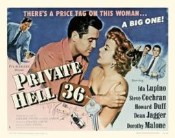 Private Hell 36 Movie Poster (17 x 11) MOV414275