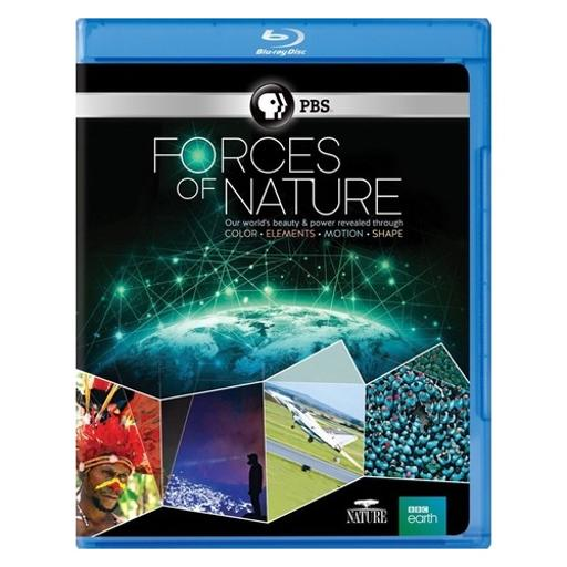 Forces of nature (blu-ray/2 disc) 1287902