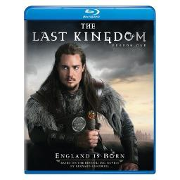 Last kingdom-season one (blu ray) (3discs) BR61191338