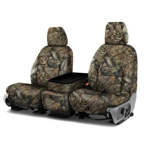 Covercraft SC2299CAMB Break-Up Country 1st Row Camo Seat Covers for 2000-2005 Ford Excursion, Mossy Oak IAZ8STZZATTABLKN