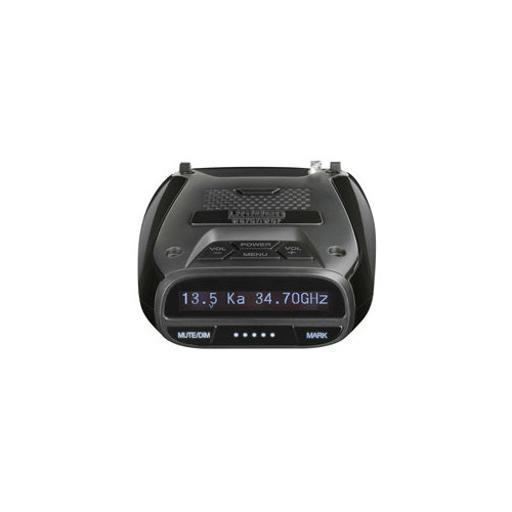 Uniden Dfr7 Radar Detector With Gps With Red Light Camera Alert