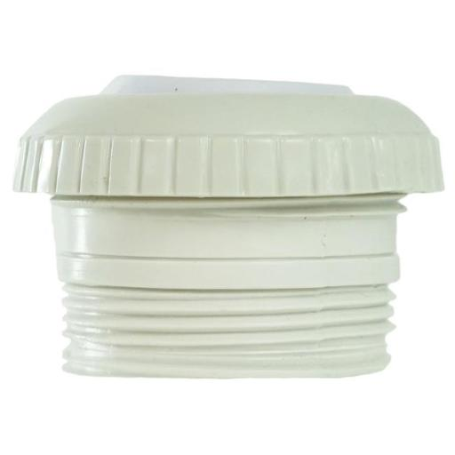 Pool Central 32596122 1.5 in. Swimming Pool Spa Return Jet Fitting Eye Ball